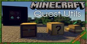 Quest Utils Mod 1.12.2