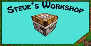 Steve's Workshop Mod 1.7.10