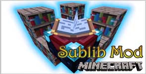 SubLib Mod 1.16.5/1.14.4/1.12.2