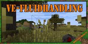 VE-FluidHandling Mod 1.12.2/1.11.2/1.10.2