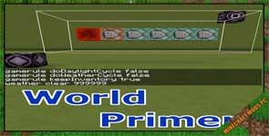 World Primer Mod 1.12.2/1.11.2/1.10.2