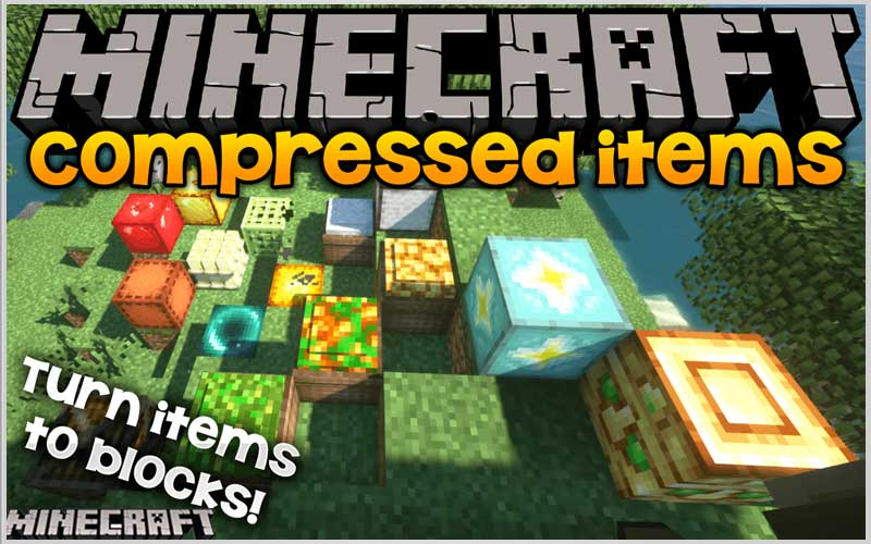 Compressed Items