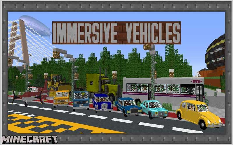 Immersive Vehicles